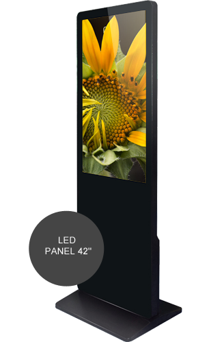 LED panel 42 Extra touch