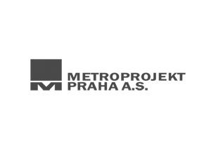 Digitální reklamní tabule - Metroprojekt Praha