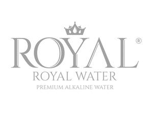 Digitální reklamní tabule - Royal water