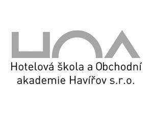Digitální reklamní tabule - Hotelová škola a Obchodní akademie Havířov